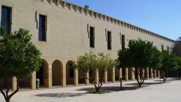 Complejo Los Santos, donde se ubicará el centro de menores de acogida