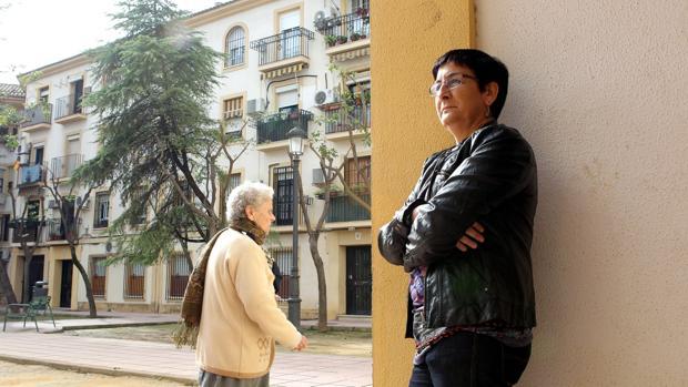 Isabel Torres en una entrevista a ABC