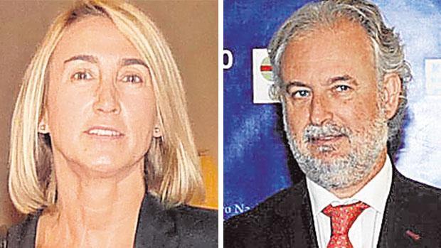 Carmen Estero y Rafael Porras