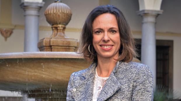 La portavoz del PP en el Ayuntamiento de Granada, Rocío Díaz, es la propuesta para dirigir la Alhambra.