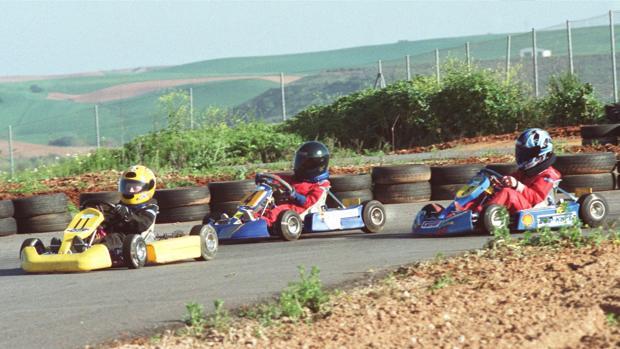 Campeonato de Andalucía de karts