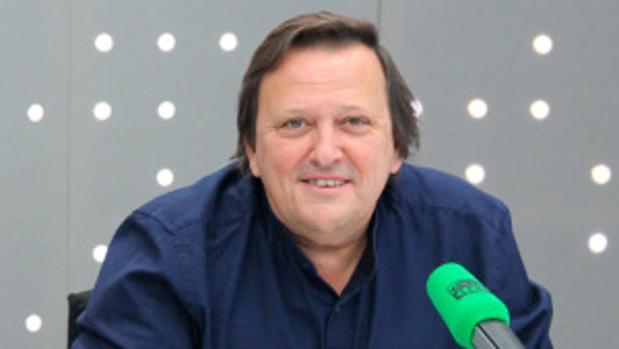 Javier Caraballo, periodista y escritor