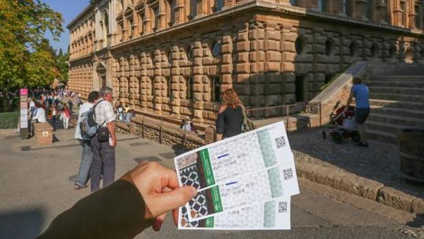Un informe oficial ha desechado el sistema de reparto de entradas de la Alhambra.
