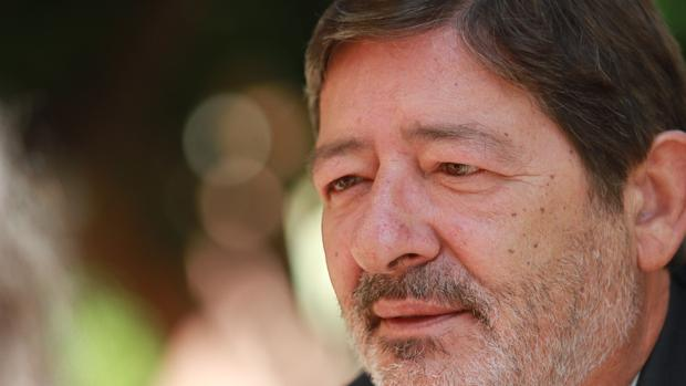 El ex director general de Trabajo de la Junta Francisco Javier Guerrero