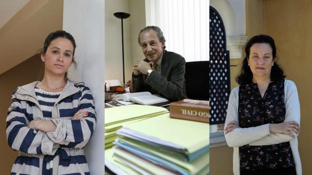 Abogados de oficio en Córdoba: «He asistido a jóvenes por temas políticos y a chicas que huyen de su familia»