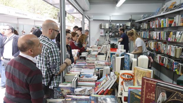 Feria del Libro de Córdoba