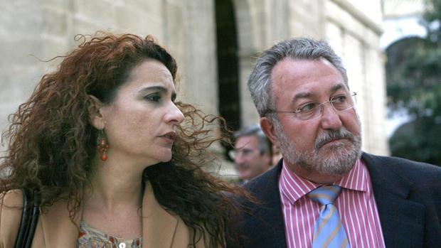 María Jesús Montero y Bernat Soria, en una imagen de archivo