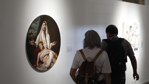 Exposición Diputación Provincial «Maculadas sin remedio»