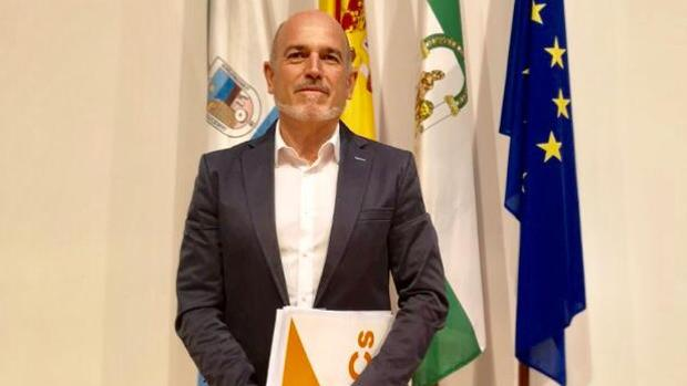 Ignacio Rivas en una imagen de archivo en el Ayutnaiento de Torremolinos