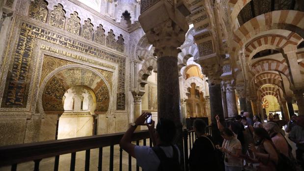 La inversión en la Mezquita-Catedral de Córdoba se dispara frente a los principales monumentos públicos