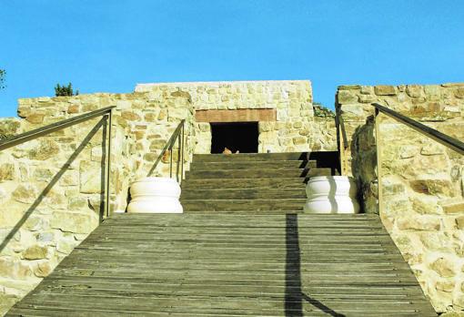 Santuario íbero en Torreparedones