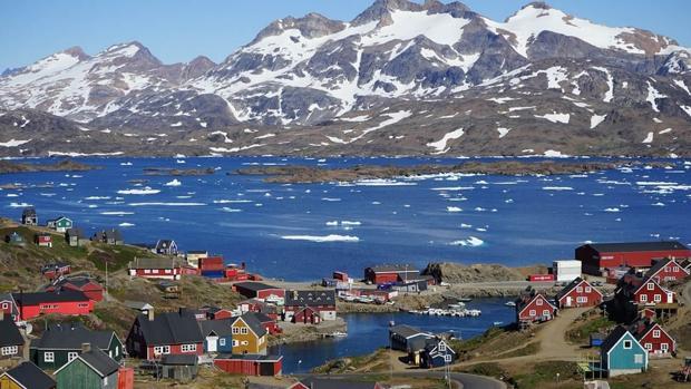 Comprar Groenlandia