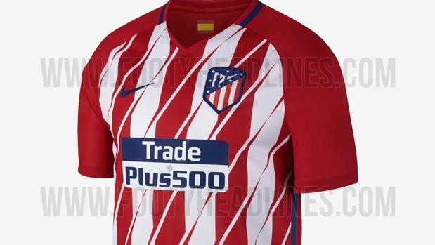 La nueva camiseta del Atlético incendia las redes 45a31293dd472