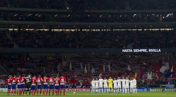6ac42a56aa817 Atlético-Real Madrid  El Calderón revive en el Metropolitano