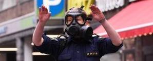 Los vídeos que deja el atropello mortal en Estocolmo