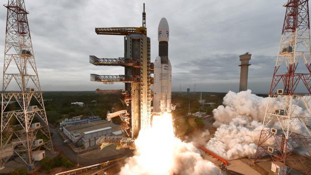 India, a punto de convertirse en una potencia lunar
