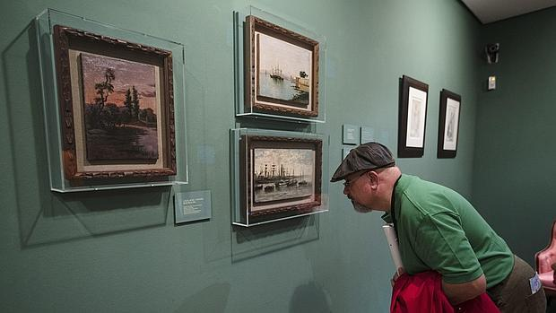 La casa natal de picasso recupera cinco pinturas - Casa natal de picasso ...