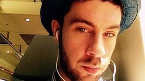 El selfie que Gonzalo Hermo dedica a ABC Cultural
