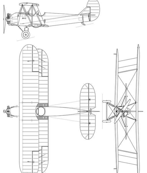 Avión Po-2