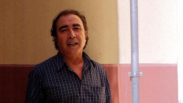 El cantaor Paco Taranto, en una imagen de archivo