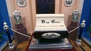 La «misteriosa» desaparición de los restos de Diego Colón