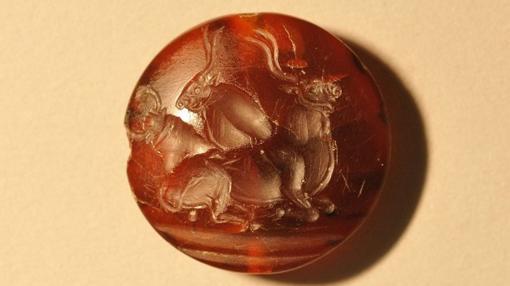 El toro, todo un símbolo en la era micénica