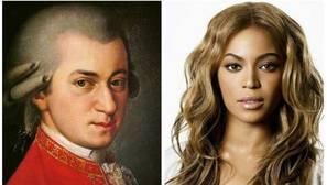 Mozart y Beyoncé