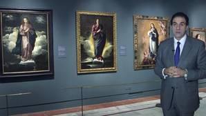 Las tres Inmaculadas, según Gabriele Finaldi