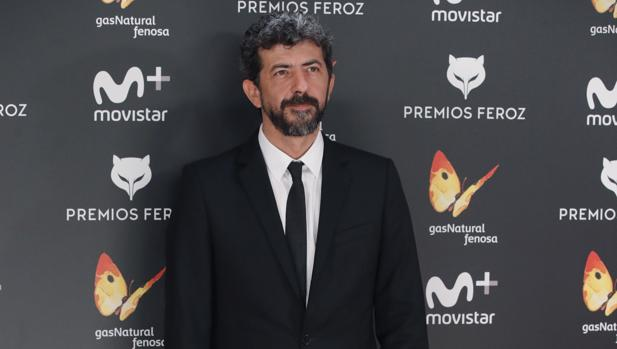 El cineasta Alberto Rodríguez