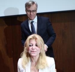 La baronesa y Guillermo Solana no se dirigieron la palabra