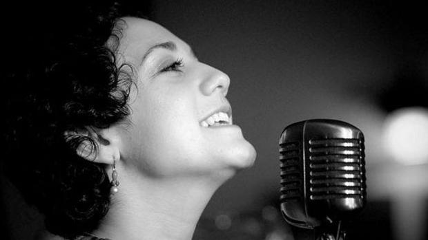 La cantante norteamericana Tamar Korn