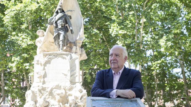 El historiador Hugo O'Donnell y Duque de Estrada
