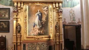 El Murillo más «visto» motivó el regreso de la Inmaculada de los Venerables