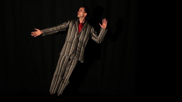 «Da Mopa», un concierto bailado de Juan Luis Matilla
