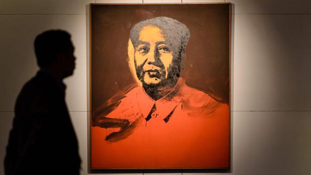 Uno de los 22 Mao se subasta en Hong Kong
