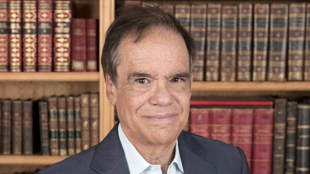 El empresario y escritor Álvaro Marañón