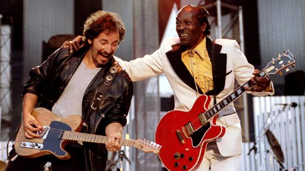 Chuck Berry: una leyenda forjada a base de respeto