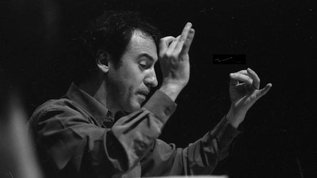 El compositor Fabián Panisello