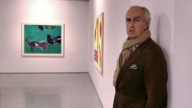 Pepe cobo el galerista que se ha convertido en creador - Galerista de arte ...
