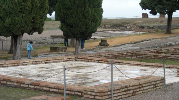 El conjunto arqueológico de Itálica acogerá el rodaje de la serie «La Peste»