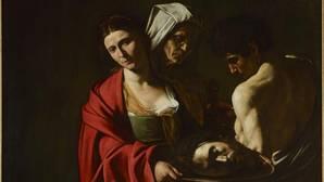 «Salomé con la cabeza de Juan el Bautista» (Caravaggio)
