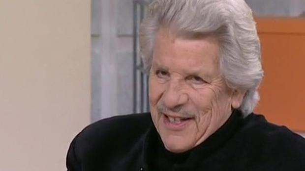El compositor Eduardo Rodrigo