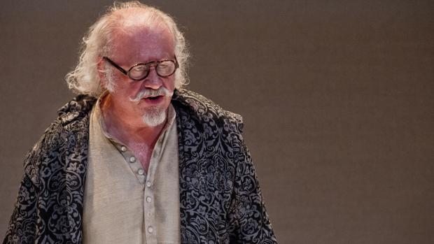 Juan Echanove en «Sueños»