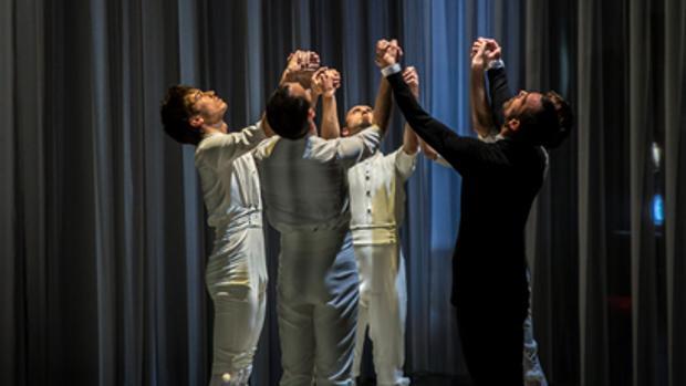 Kukai danza nominada a siete premios max inaugura for Espectaculo kukai dantza