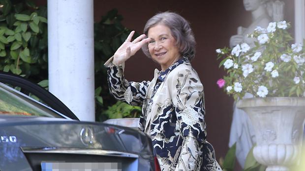 La Reina Doña Sofía presidenta de honor del Festival Turina 2017