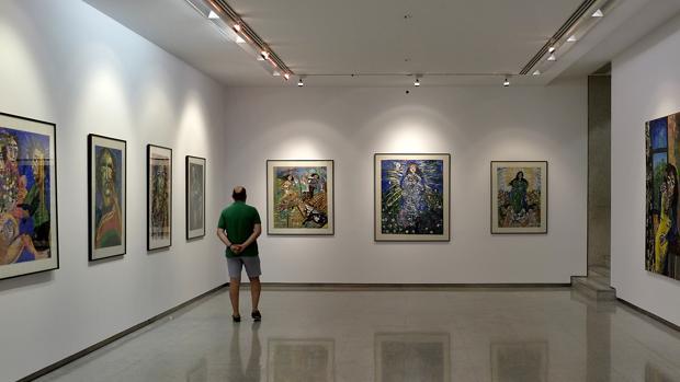 La sala Atín Aya del Espacio Turina acoge esta exposición