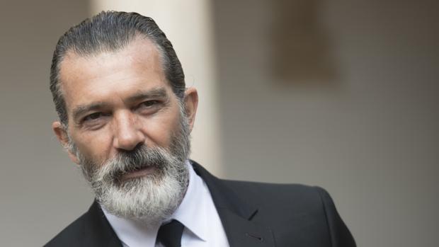 El actor malagueño Antonio Banderas