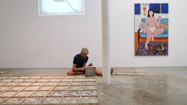 Louis Lambert: «¿Quien dice lo que es arte y lo que es artesanía?»