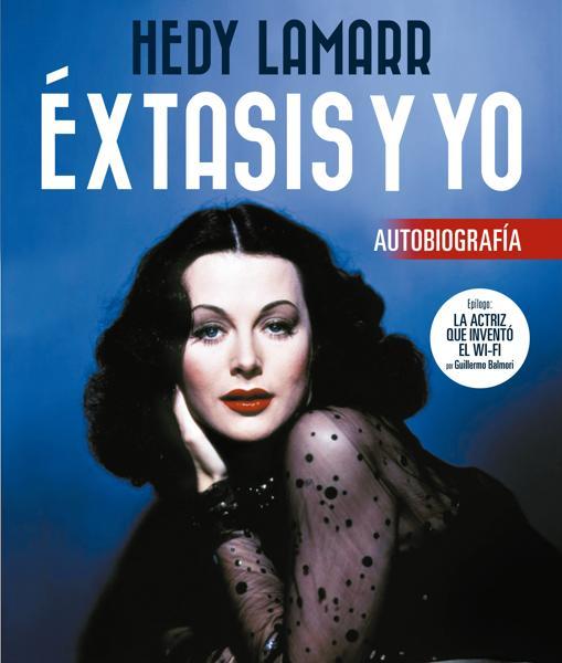 Cubierta de «Éxtasis y yo»