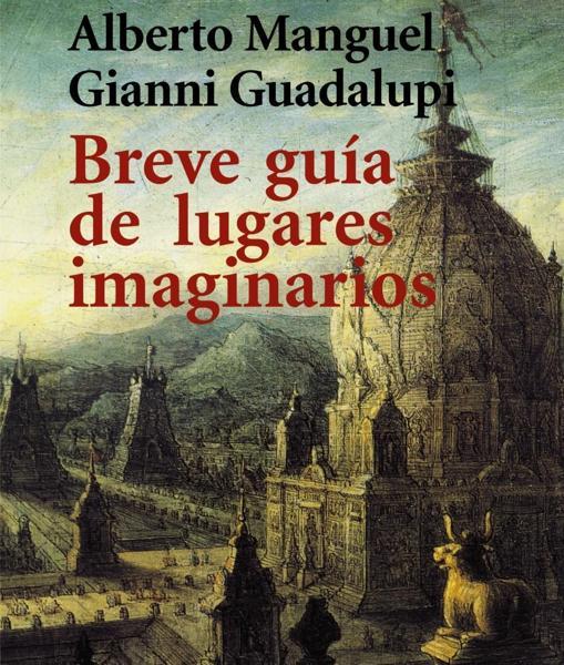 Cubierta de «Breve guía de lugares imaginarios»